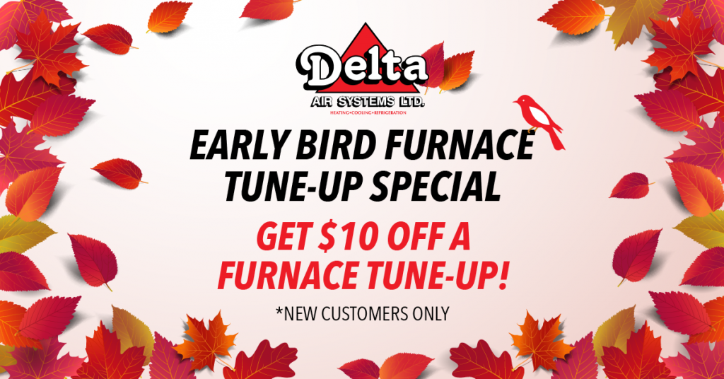 Furnace Tune Up Special Kitchener Waterloo Guelph