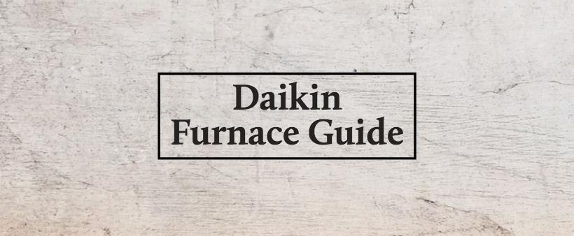 daikin furnace