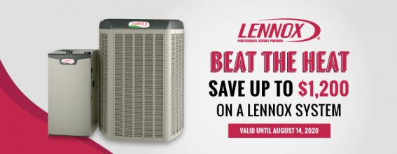 Lennox Summer Promotion