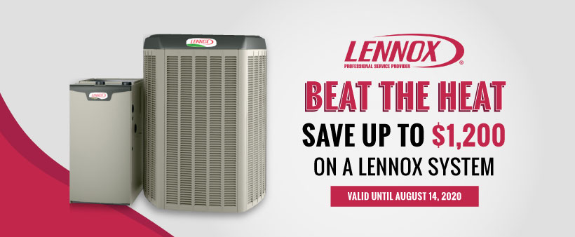 Lennox Summer Promotion