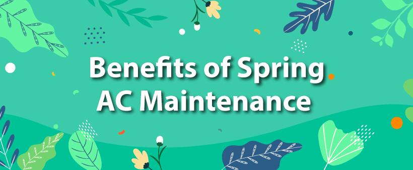 Spring AC Maintenance
